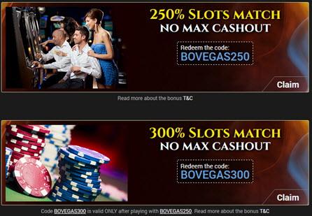 Bovegascasino Bovegas Casino Bonus Code